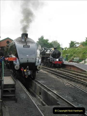 2007-06-07 The Mid Hants Railway, Ropley, Hampshire.  (12)180