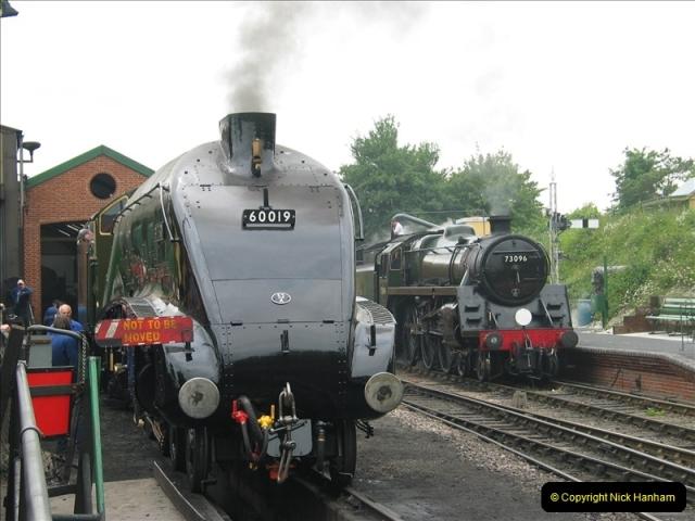 2007-06-07 The Mid Hants Railway, Ropley, Hampshire.  (13)181