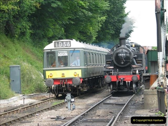 2007-06-07 The Mid Hants Railway, Ropley, Hampshire.  (15)183