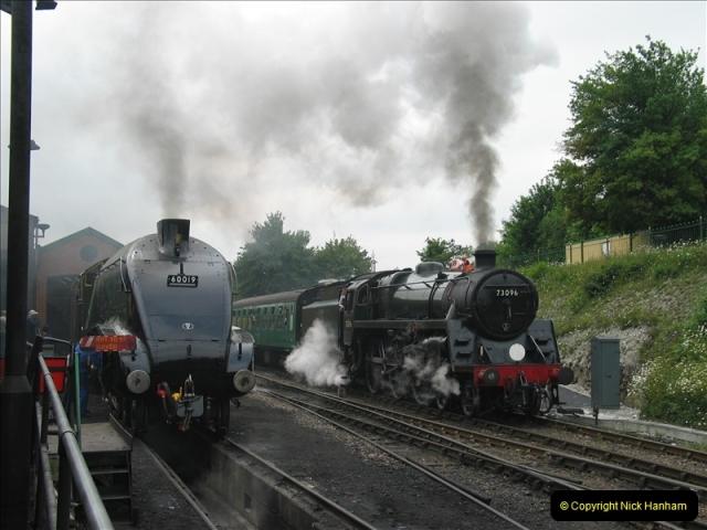 2007-06-07 The Mid Hants Railway, Ropley, Hampshire.  (18)186