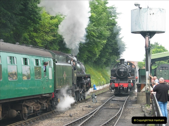 2007-06-07 The Mid Hants Railway, Ropley, Hampshire.  (19)187