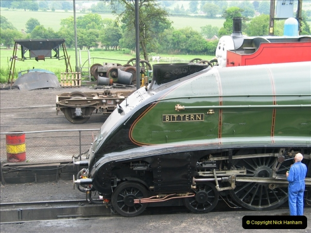 2007-06-07 The Mid Hants Railway, Ropley, Hampshire.  (2)170