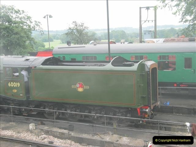 2007-06-07 The Mid Hants Railway, Ropley, Hampshire.  (22)190