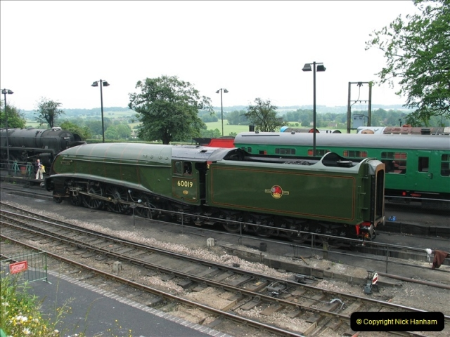 2007-06-07 The Mid Hants Railway, Ropley, Hampshire.  (3)171