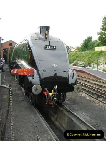 2007-06-07 The Mid Hants Railway, Ropley, Hampshire.  (7)175