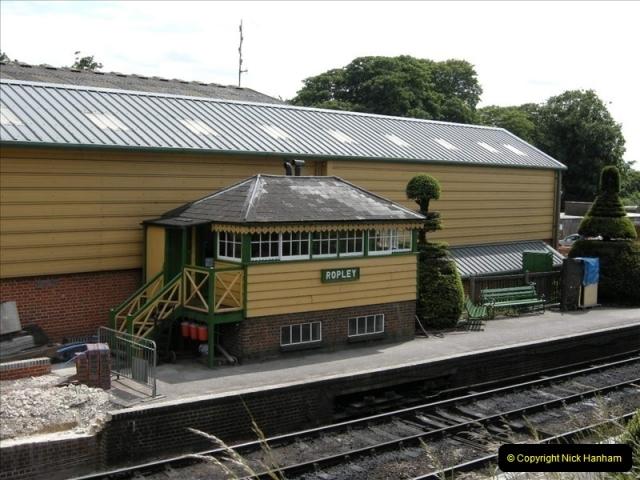 2008-06-11 Mid Hants Railway.  (4)199