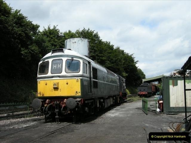 2008-06-11 Mid Hants Railway.  (9)204