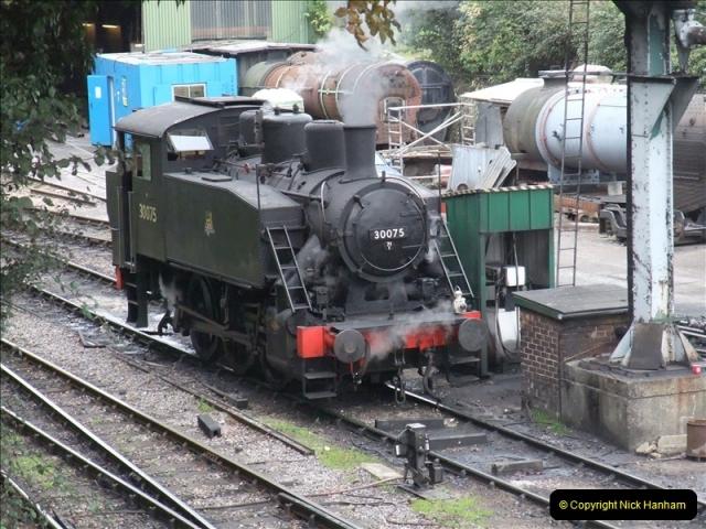 2009-09-30 Mid Hants. Railway.  (1)220