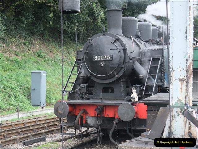 2009-09-30 Mid Hants. Railway.  (14)233
