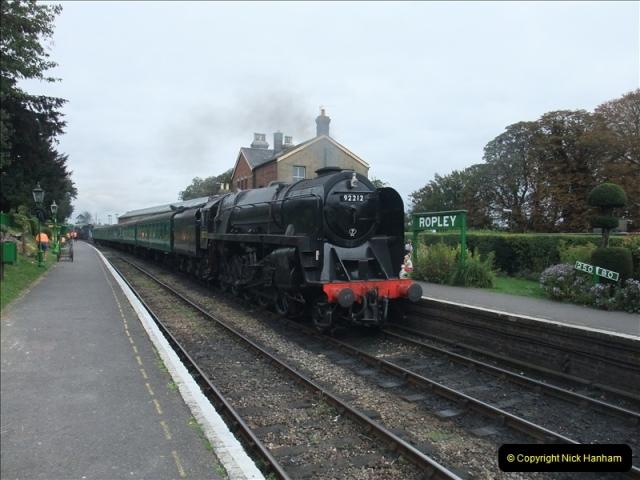 2009-09-30 Mid Hants. Railway.  (16)235