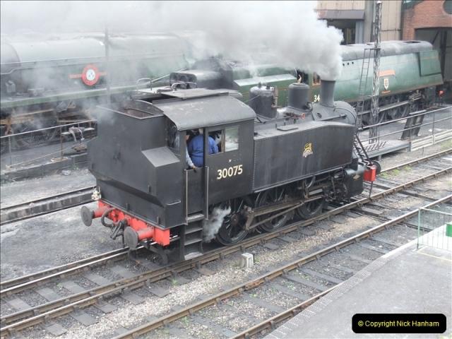 2009-09-30 Mid Hants. Railway.  (21)240