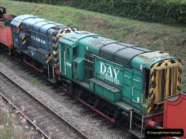 2009-09-30 Mid Hants. Railway.  (23)242