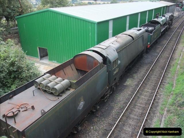 2009-09-30 Mid Hants. Railway.  (24)243