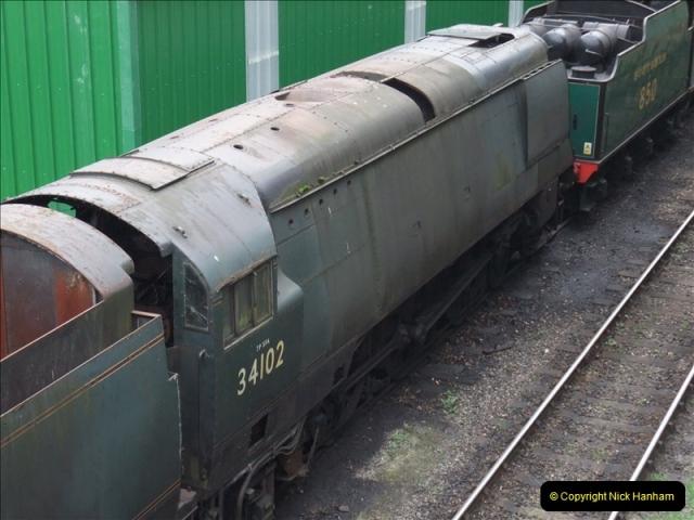 2009-09-30 Mid Hants. Railway.  (25)244