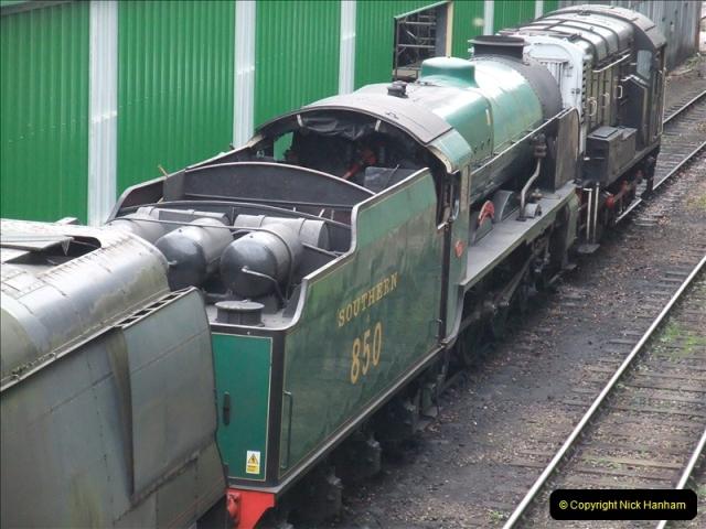 2009-09-30 Mid Hants. Railway.  (26)245