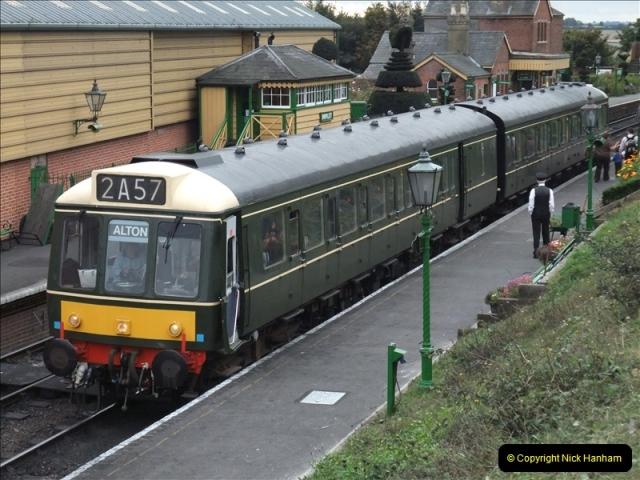 2009-09-30 Mid Hants. Railway.  (3)222