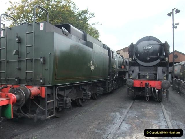 2009-09-30 Mid Hants. Railway.  (6)225