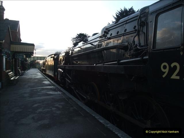 2009-11-30 Mid Hants Railway.  (12)258