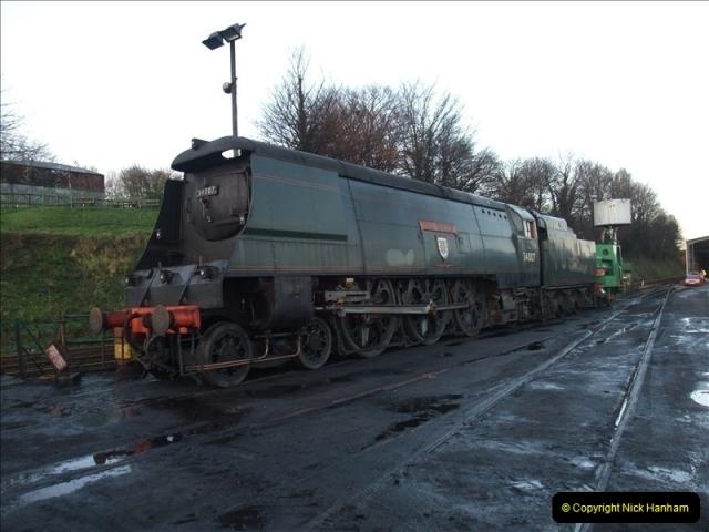 2009-11-30 Mid Hants Railway.  (25)271
