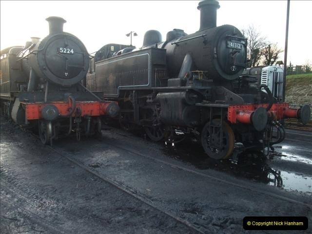 2009-11-30 Mid Hants Railway.  (27)273