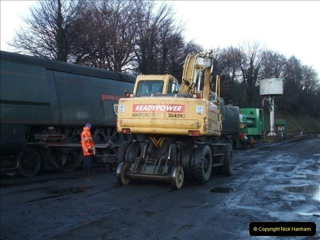 2009-11-30 Mid Hants Railway.  (28)274