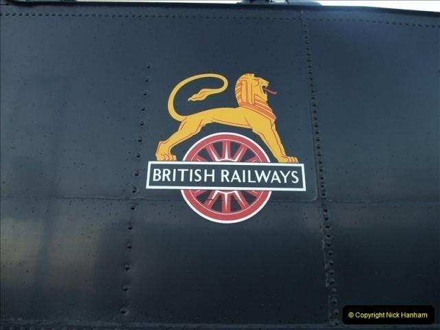 2009-11-30 Mid Hants Railway.  (30)276