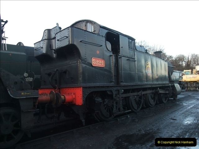 2009-11-30 Mid Hants Railway.  (32)278