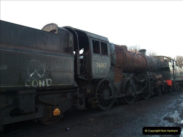 2009-11-30 Mid Hants Railway.  (34)280