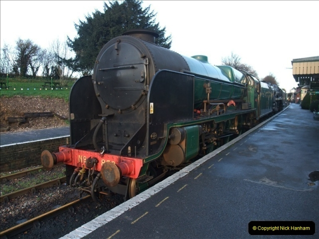2009-11-30 Mid Hants Railway.  (4)250