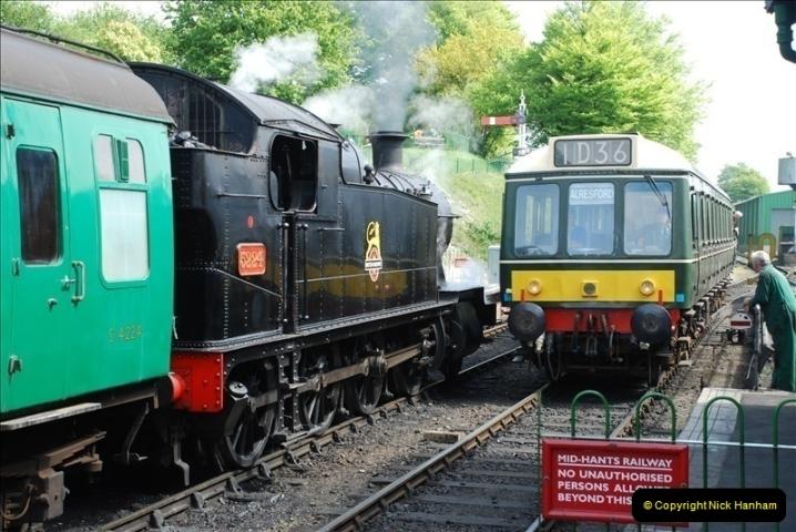 2010-05-19 Mid Hants. Railway.  (11)291