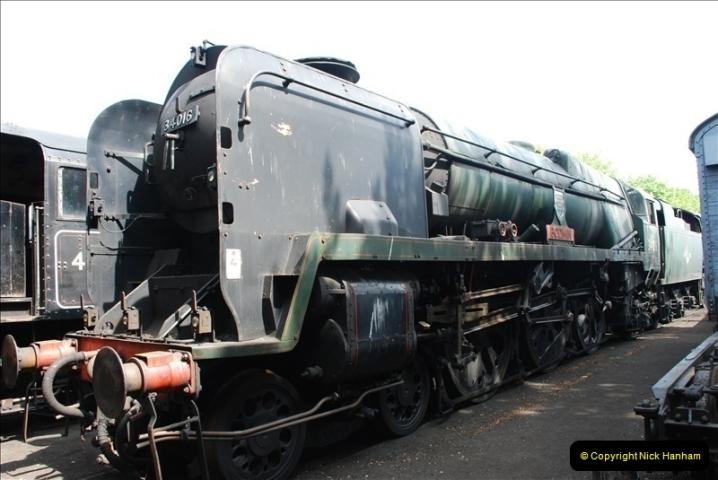 2010-05-19 Mid Hants. Railway.  (23)303