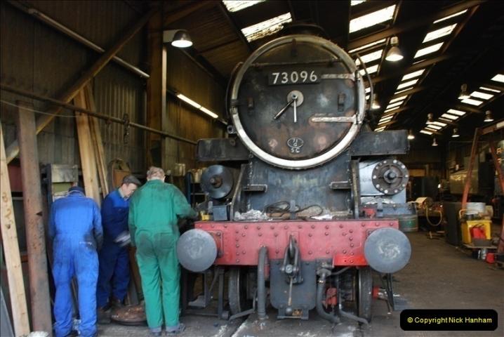 2010-05-19 Mid Hants. Railway.  (25)305