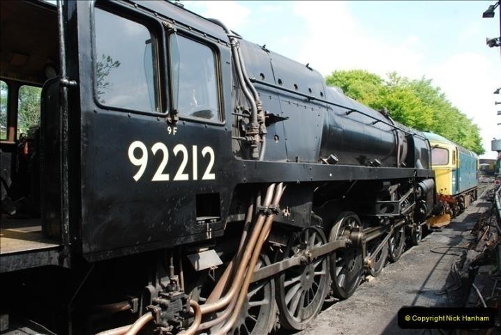 2010-05-19 Mid Hants. Railway.  (27)307