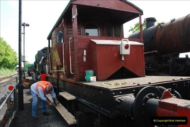2010-05-19 Mid Hants. Railway.  (35)315