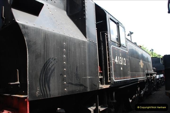 2010-05-19 Mid Hants. Railway.  (39)319