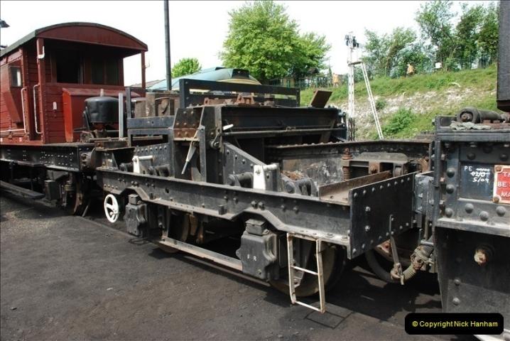 2010-05-19 Mid Hants. Railway.  (51)331
