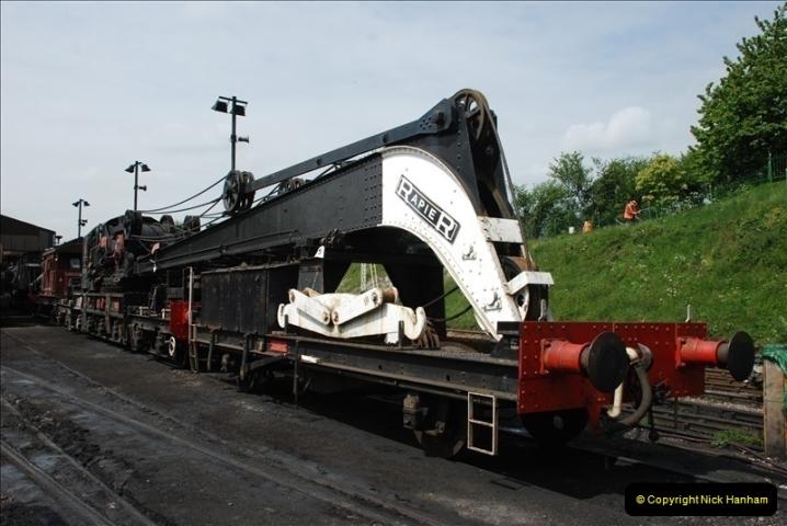 2010-05-19 Mid Hants. Railway.  (52)332