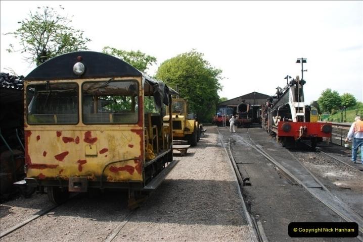 2010-05-19 Mid Hants. Railway.  (55)335