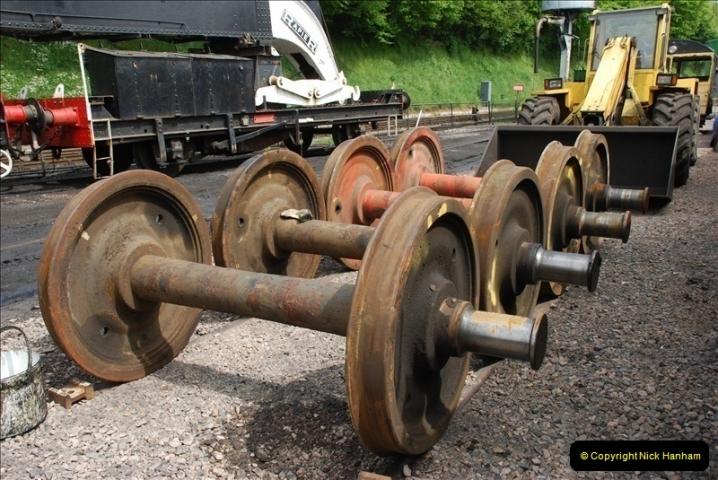 2010-05-19 Mid Hants. Railway.  (58)338