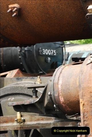 2010-05-19 Mid Hants. Railway.  (61)341