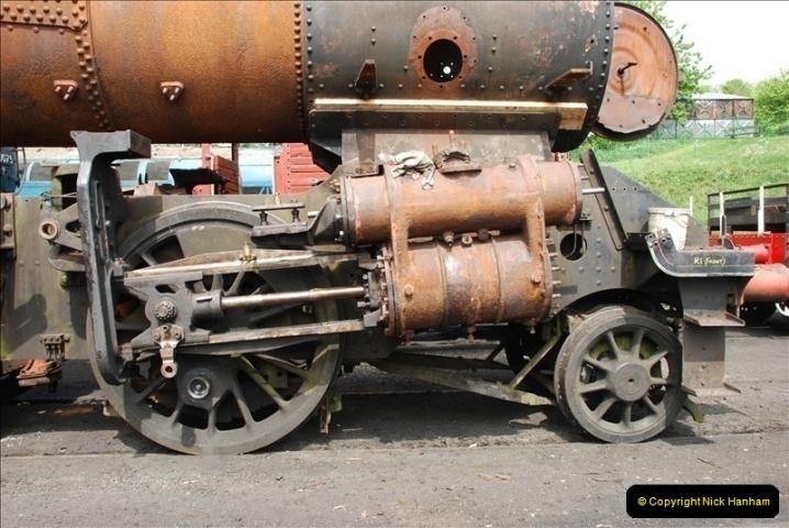 2010-05-19 Mid Hants. Railway.  (62)342