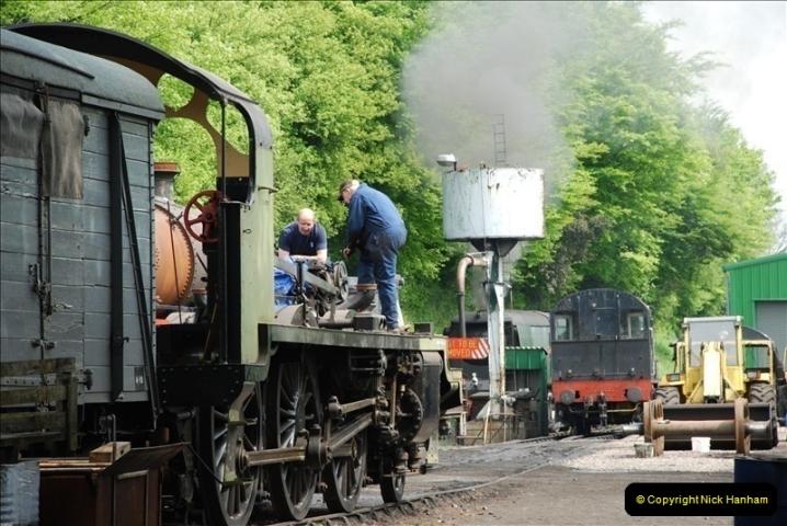 2010-05-19 Mid Hants. Railway.  (63)343