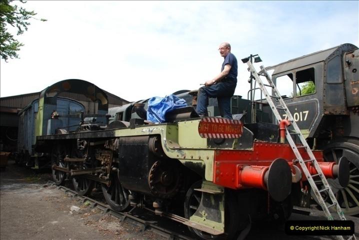2010-05-19 Mid Hants. Railway.  (65)345