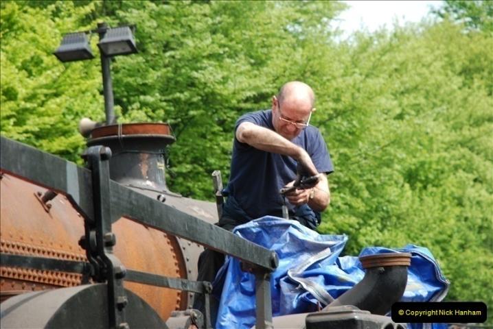 2010-05-19 Mid Hants. Railway.  (66)346