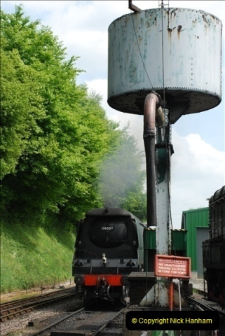 2010-05-19 Mid Hants. Railway.  (70)350
