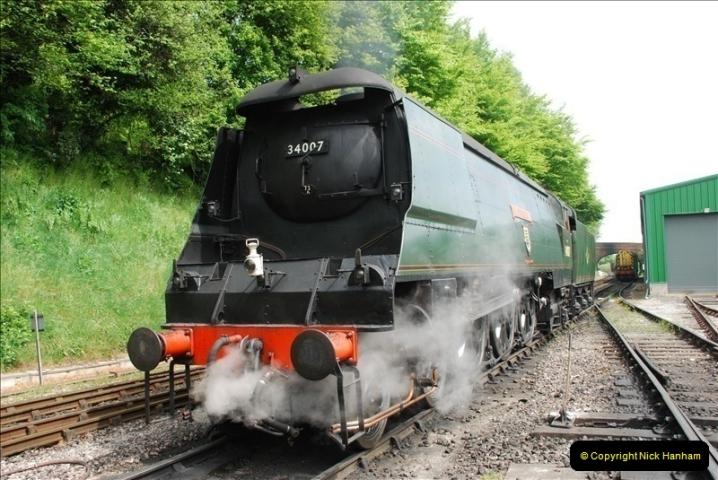 2010-05-19 Mid Hants. Railway.  (72)352