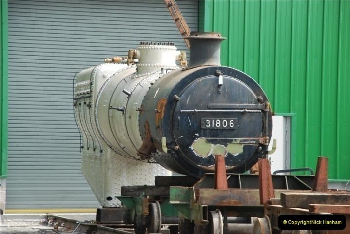 2010-05-19 Mid Hants. Railway.  (73)353