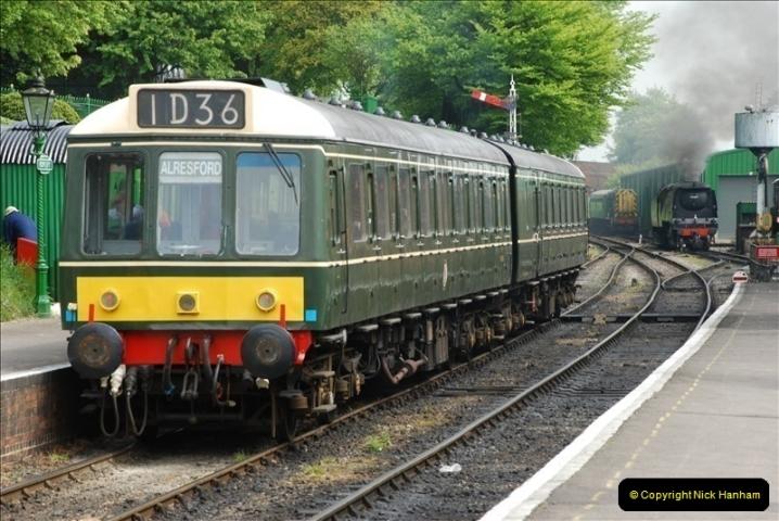 2010-05-19 Mid Hants. Railway.  (75)355