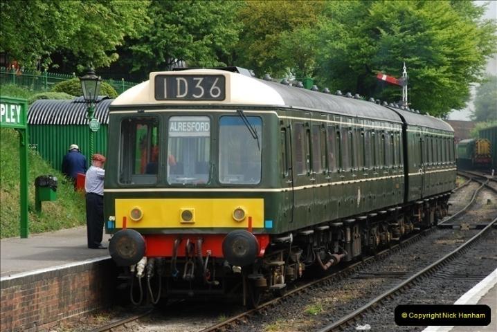 2010-05-19 Mid Hants. Railway.  (76)356