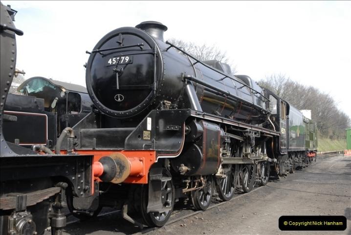 2011-03-24. Mid Hants Railway. (16)372